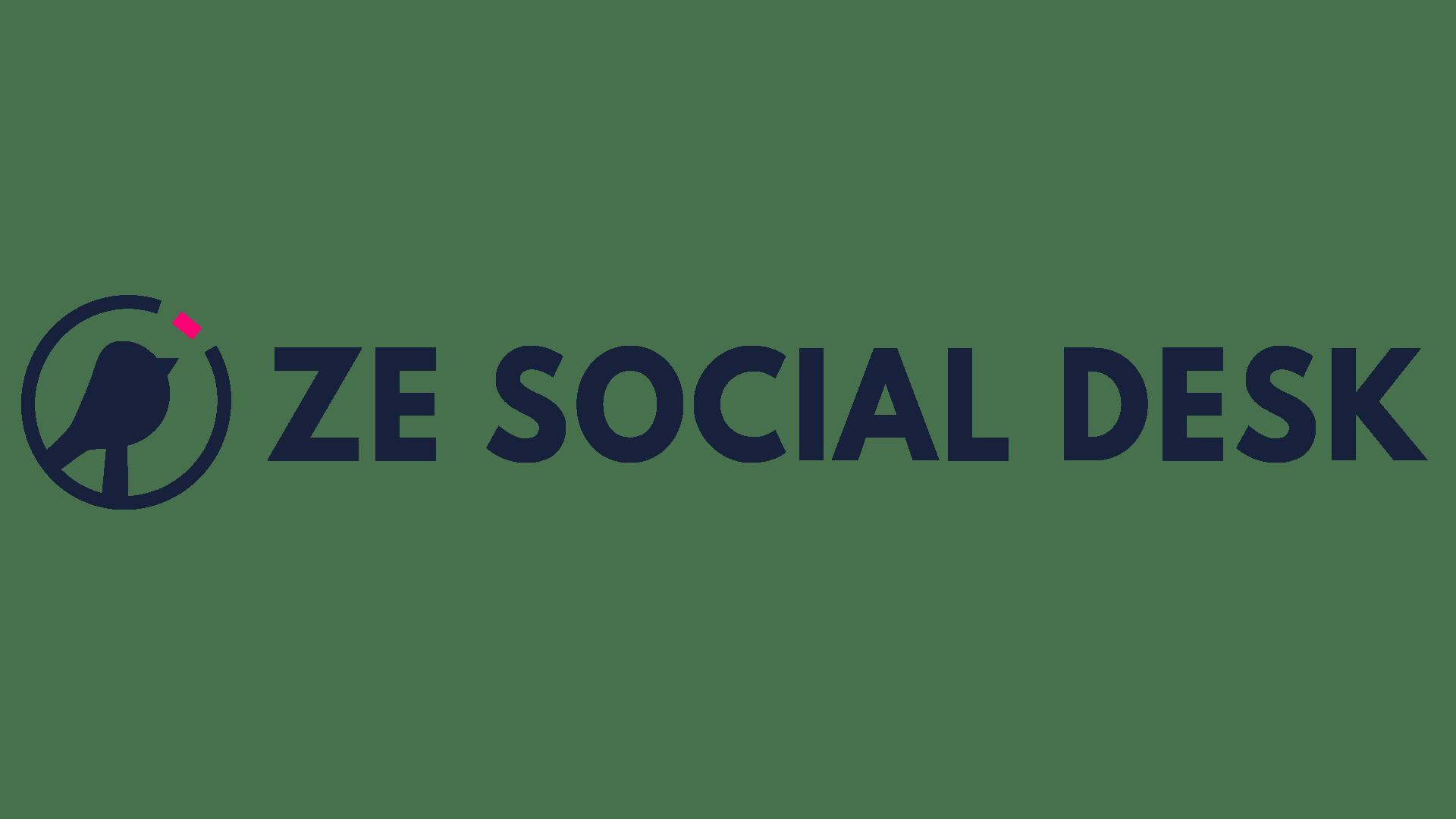Ze Social Desk